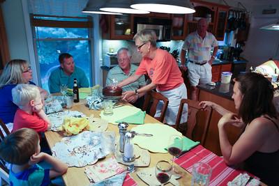 2013-08-23 Visit Schrecker Family