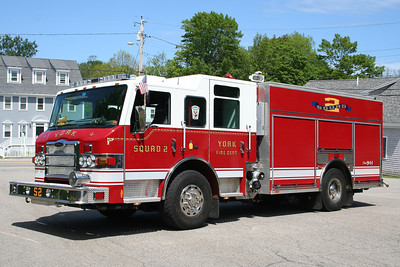 York Fire Dept