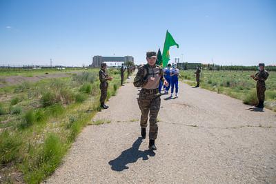 Хилийн цэргийн 0108-р ангийн ахлах ахлагч Т.Ренчинбадам 1100км-ийн холын зайн гүйлтээ эхлүүллээ