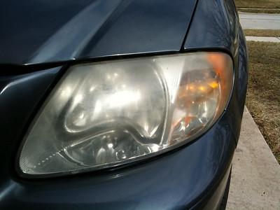 Caravan Headlights