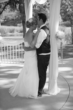 Alldredge Wedding