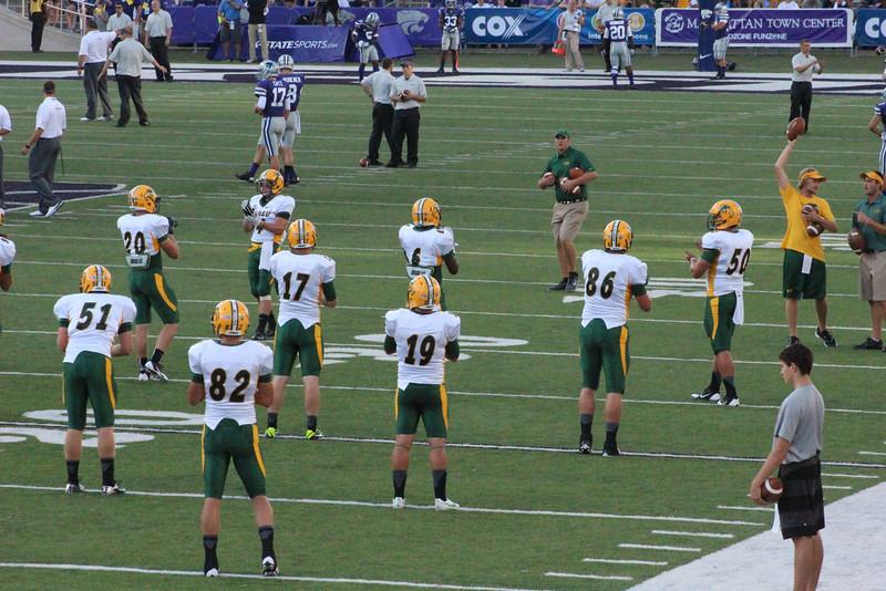 2013 Bison Football - Kansas State 006.JPG
