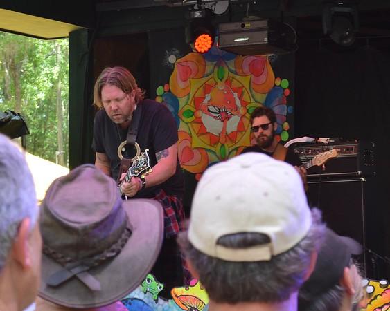 Devon Allman Band, Wanee '17