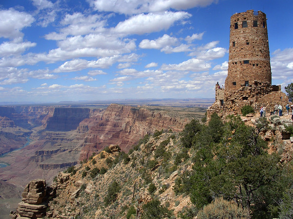 Grand Canyon, May 29, 2004