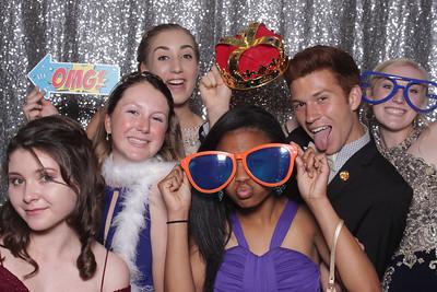 Dover High School Prom 2017