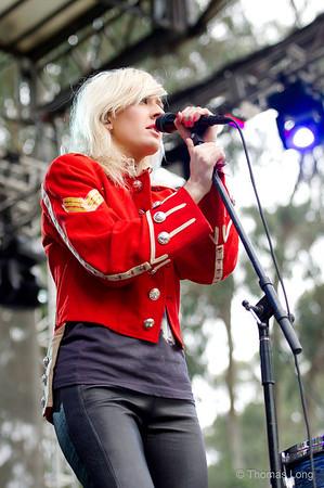 Ellie Goulding - Outside Lands 2011