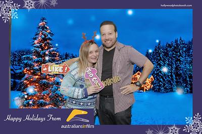 AiF Screening of I, Tonya & Holiday Party