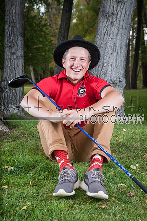 GHS Boys Golf 2016