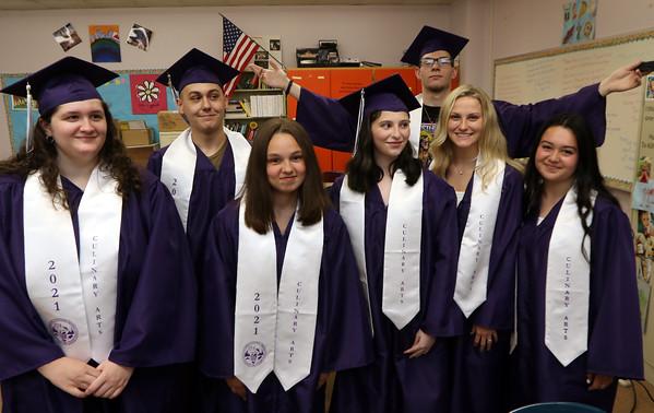 Shawsheen Tech graduation 060321