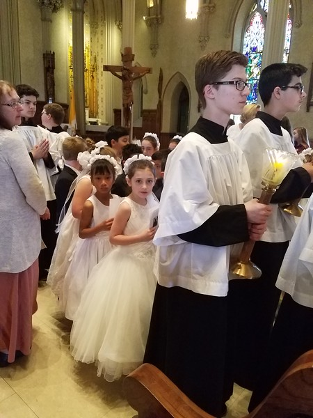 Solemn Mass in Honor of the Blessed Virgin Mary