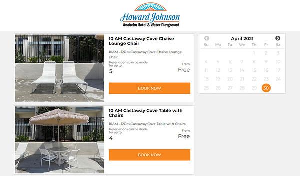2021-04-30 - Howard Johnson Homebase Checkin