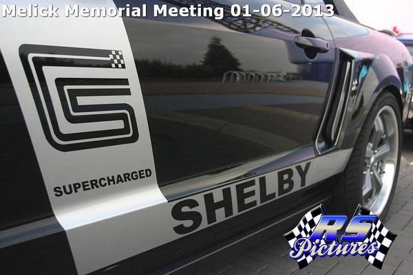 Melick Memorial USA car meeting  1 juni By Rene Smeets