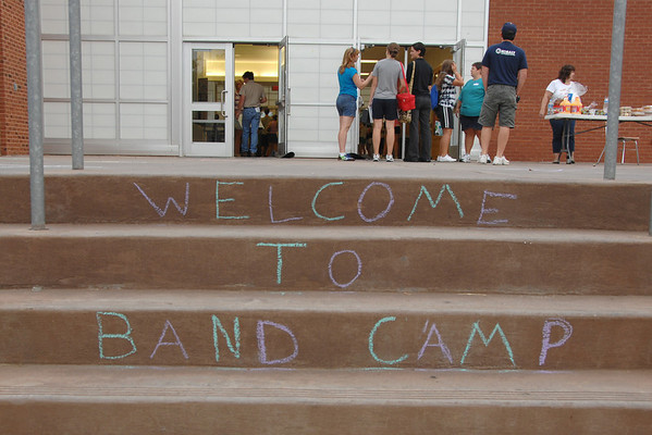 2010-08-02: Band Camp Day_1