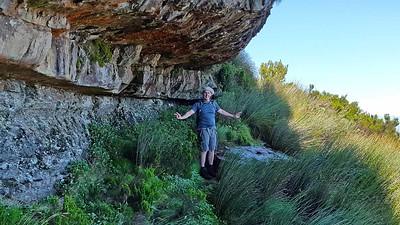 Cape Town Climbing 2016