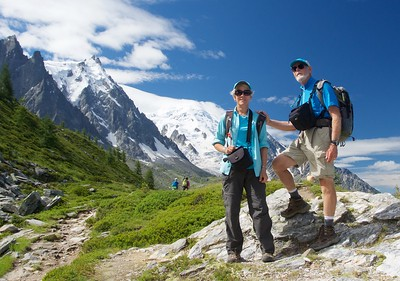 Tour du Mont Blanc, Pt 3