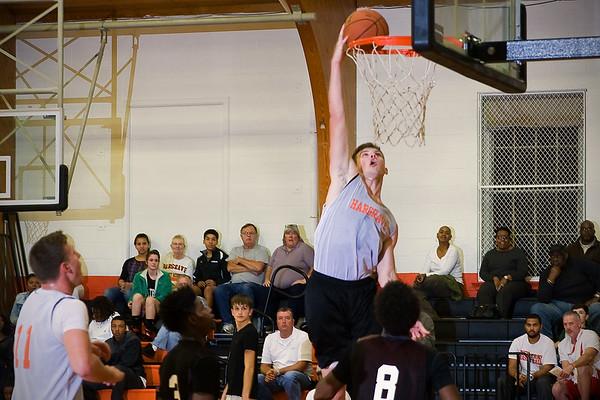 Varsity Basketball v Chatham