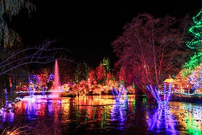 Van Dusen - Festival of Lights