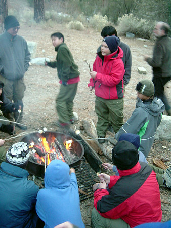 1/17/2004 - Snow Camp @ San Gorgonio