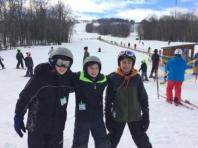 2017 Winter Camp / Granite Peak
