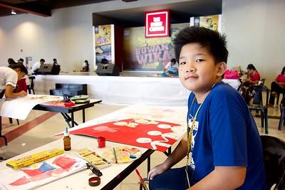 SM Buan ng Wika Poster Making Contest 2014