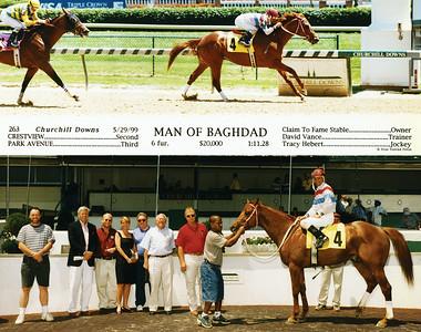 MAN OF BAGHDAD - 5/29/1999