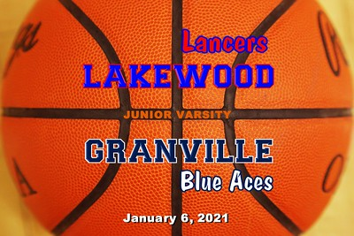 2021 Junior Varsity - Lakewood at Granville (01-06-21)