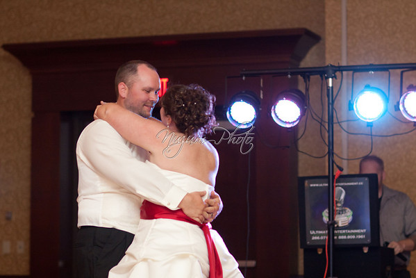 Dances - Heather and Treye