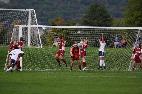 Taft Soccer 10-13-07