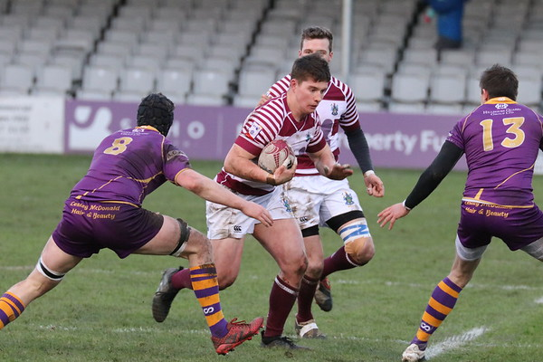 Watsonian FC v Marr Rugby