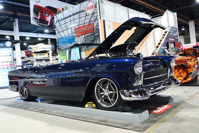"""'55 Chevy with Ford 427 """"CAMMER"""""""