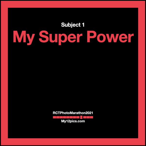 1) My super power