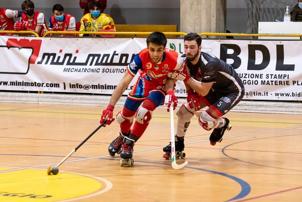 Correggio Hockey vs HP Montebello