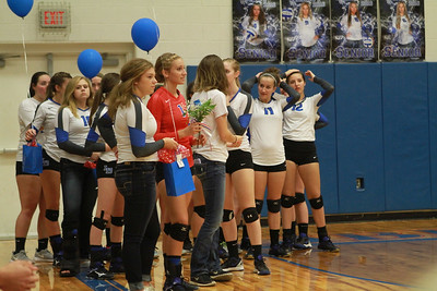 Senior Night by L. Cody