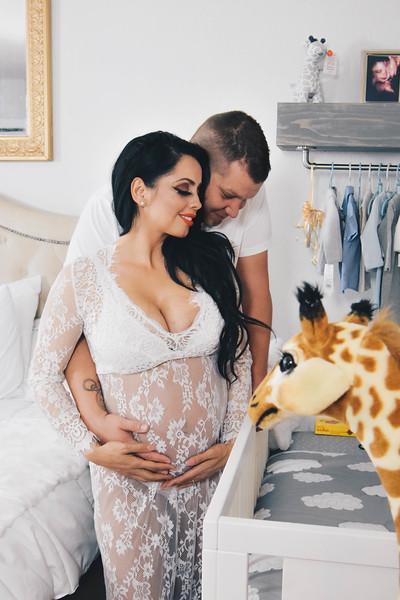 Silvia & Donny Maternity