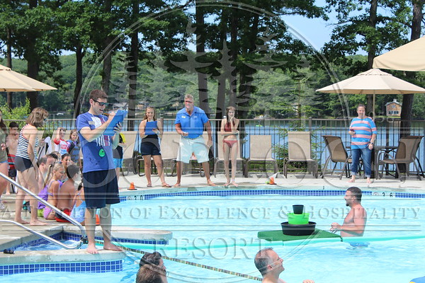 June 22 - Pool Games