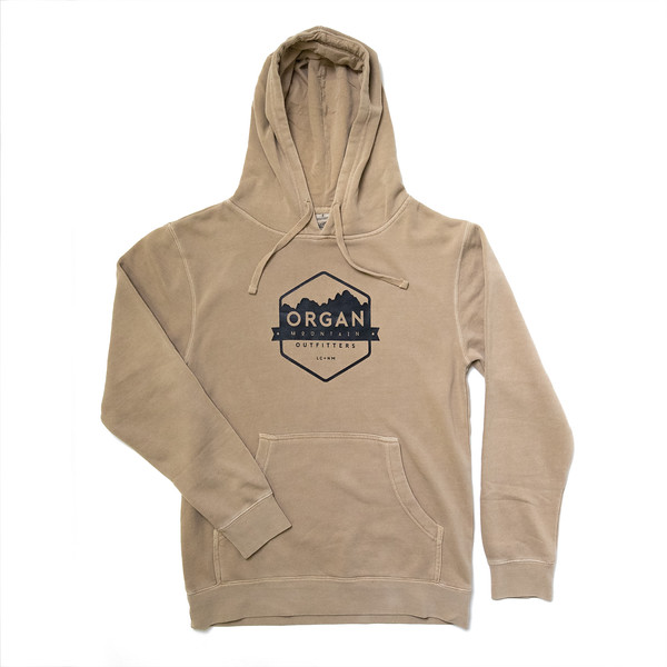 Organ Mountain Outfitters - Outdoor Apparel - Mens Outerwear - The Workshop Hoodie - Sandstone.jpg