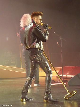 Queen and Adam Lambert  LA 7-3-14