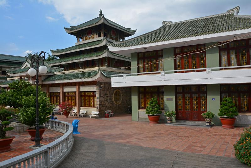 Lady Chua Xu Temple
