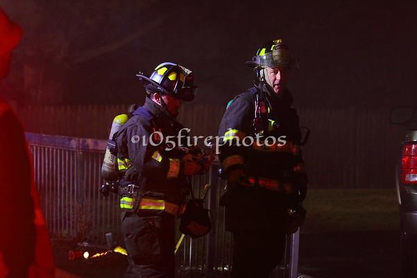 Taunton, MA 2nd Alarm High St.