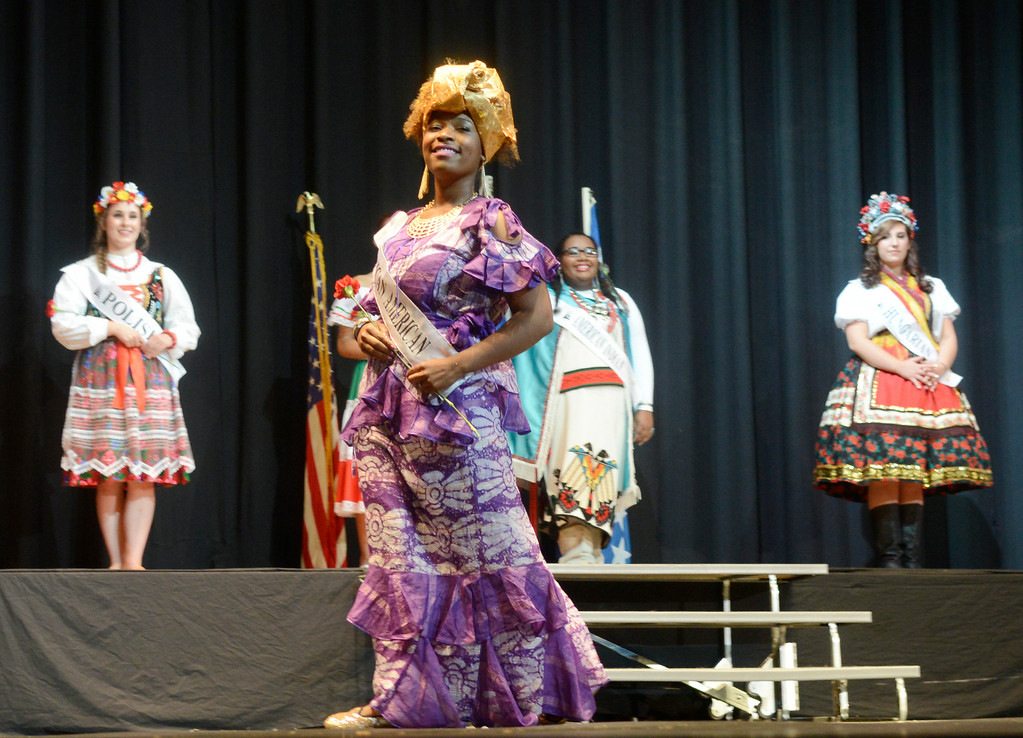 . Maribeth Joeright/MJoeright@News-Herald.com <p> Tianna Thoams, African American Princess, was one of the contestants of the 48th annual Lorain International Princess Pageant, June 26, 2014.