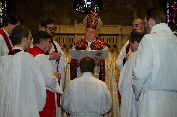 All Saints Church - Buracker Ordination