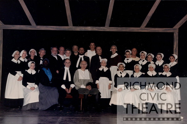 1987-1988 - The Crucible