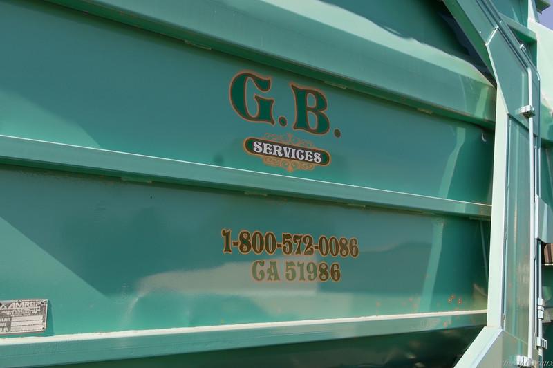 G. B. Service
