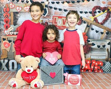Acevedo Valentine's Day 2019