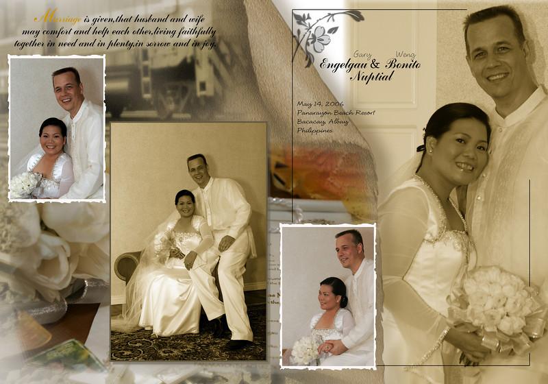 Gary & Weng Storybook