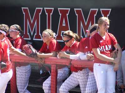 Miami Softball Vs OHIO
