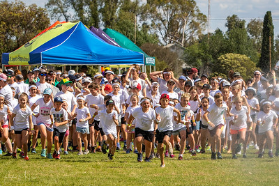 2018 Leeton Colour Fun Run