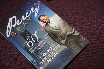 Percy  60th Birthday Musical Celebration