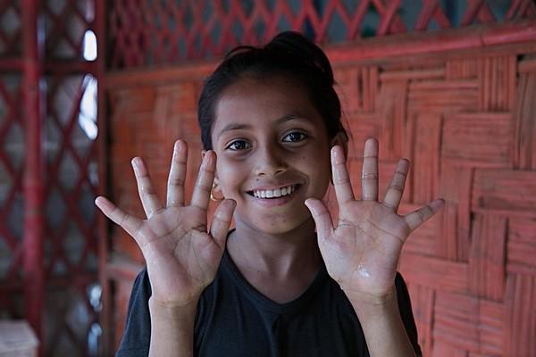 Dream can motivate a foster child-Rina