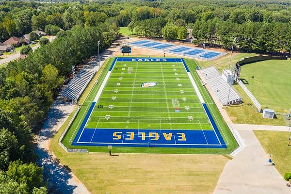 2018 New Football Field